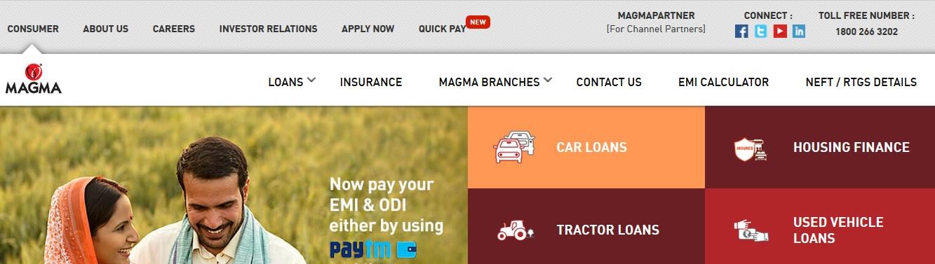 Magma Fincorp Mumbai Customer Contact Address Www Customercare Gen In