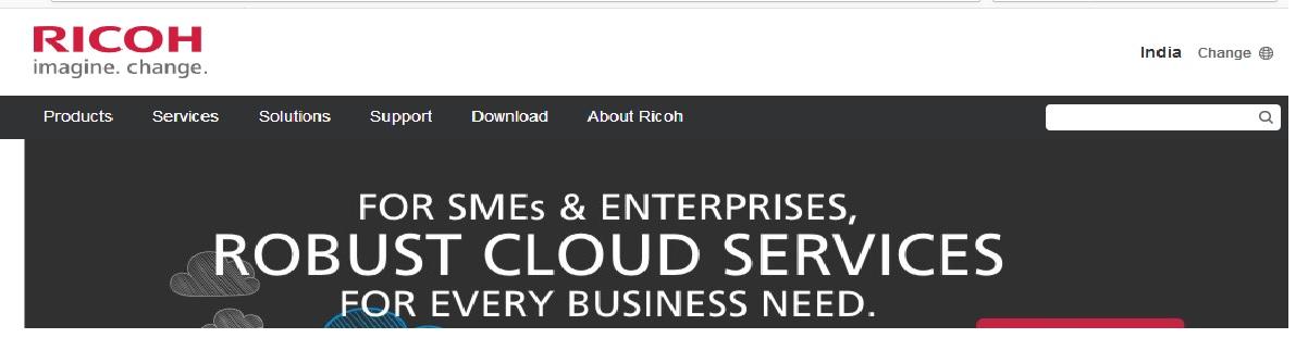 Ricoh India Delhi Customer Service process : ricoh co in – www