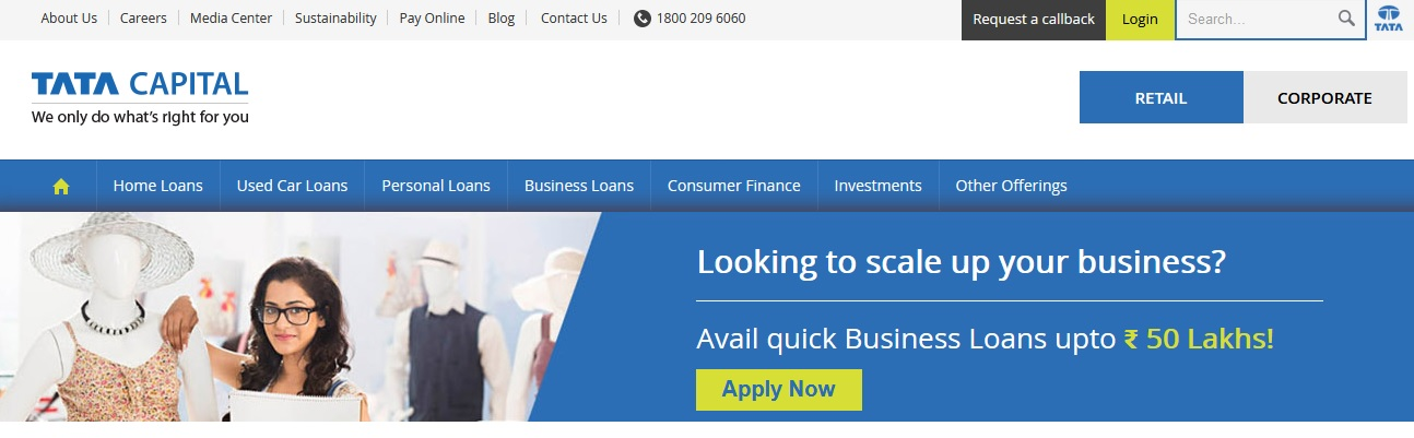 Tata capital forex limited mumbai address
